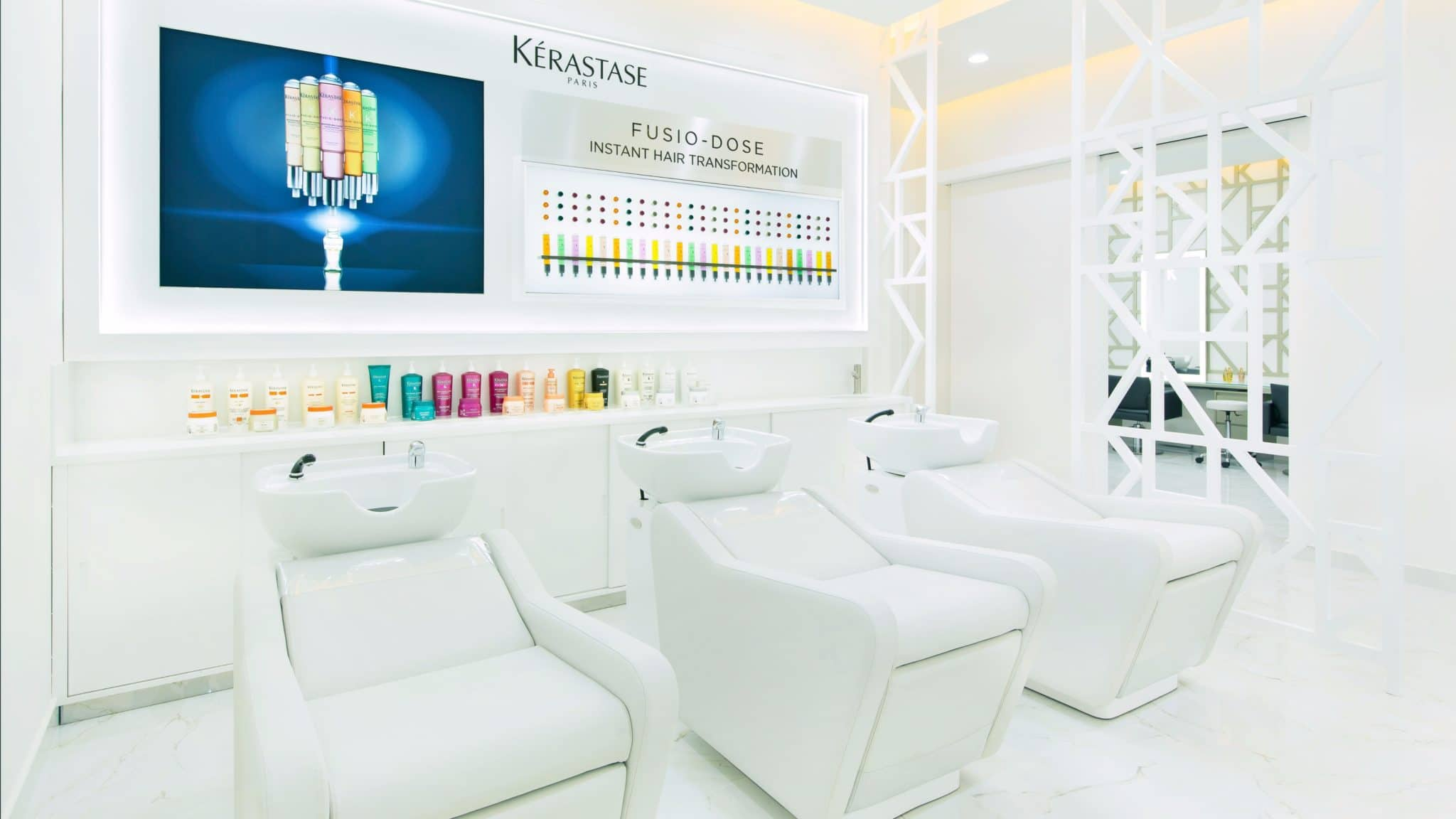 salon design and build