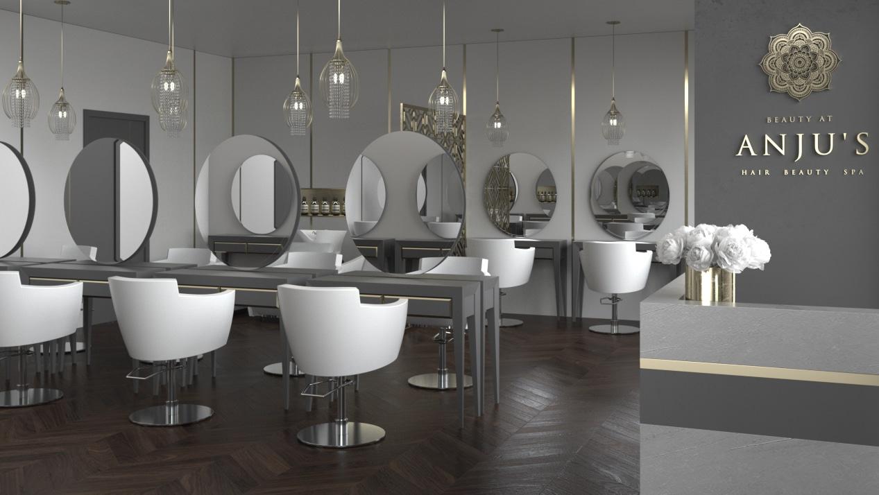 Anju Salon Design
