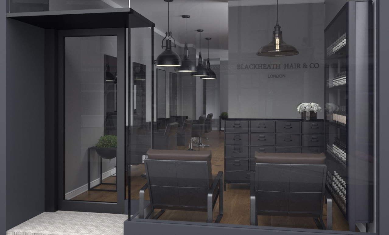 Blackheath Salon Design