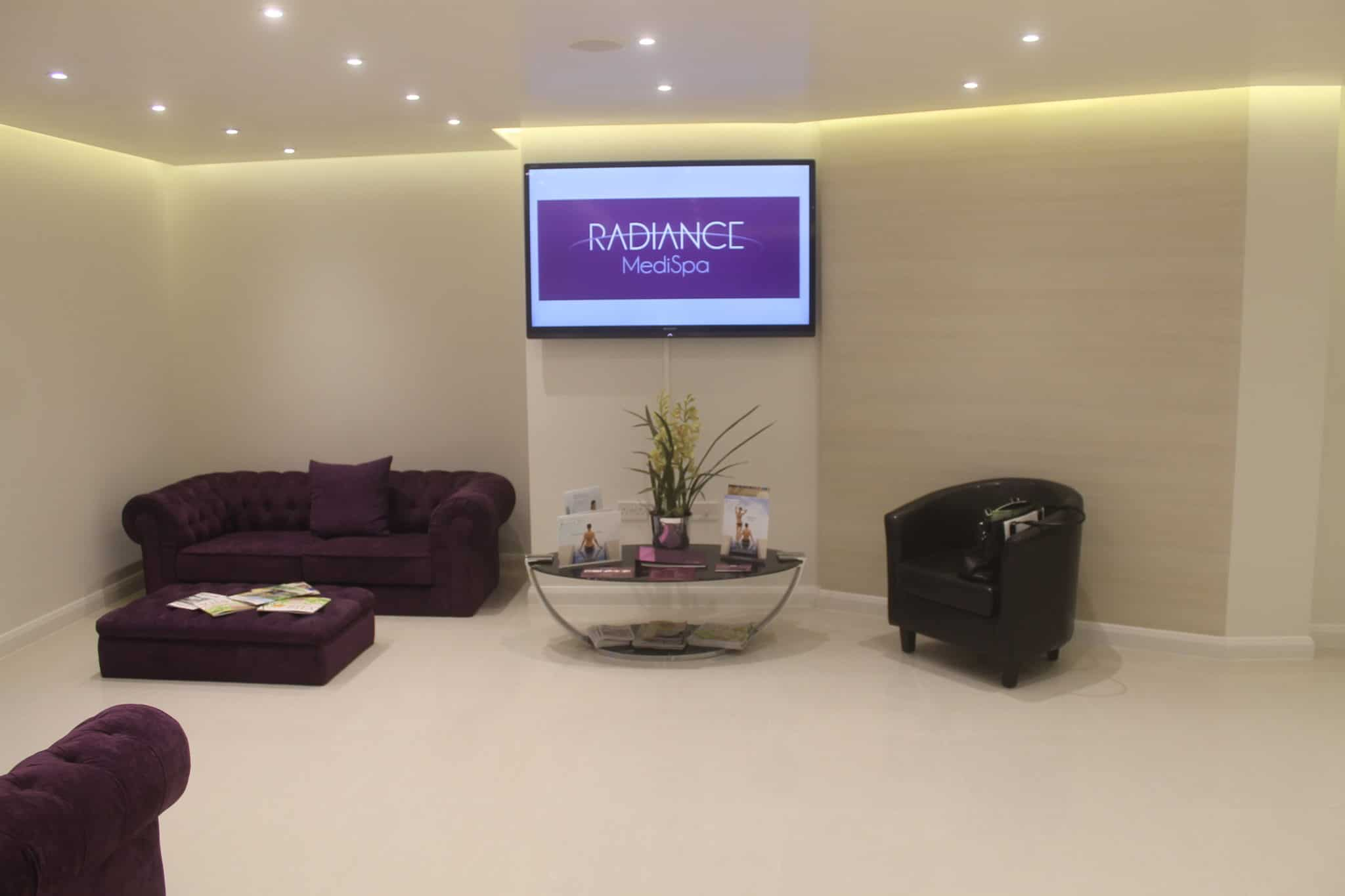 Radiance Beauty Spa Salon Design