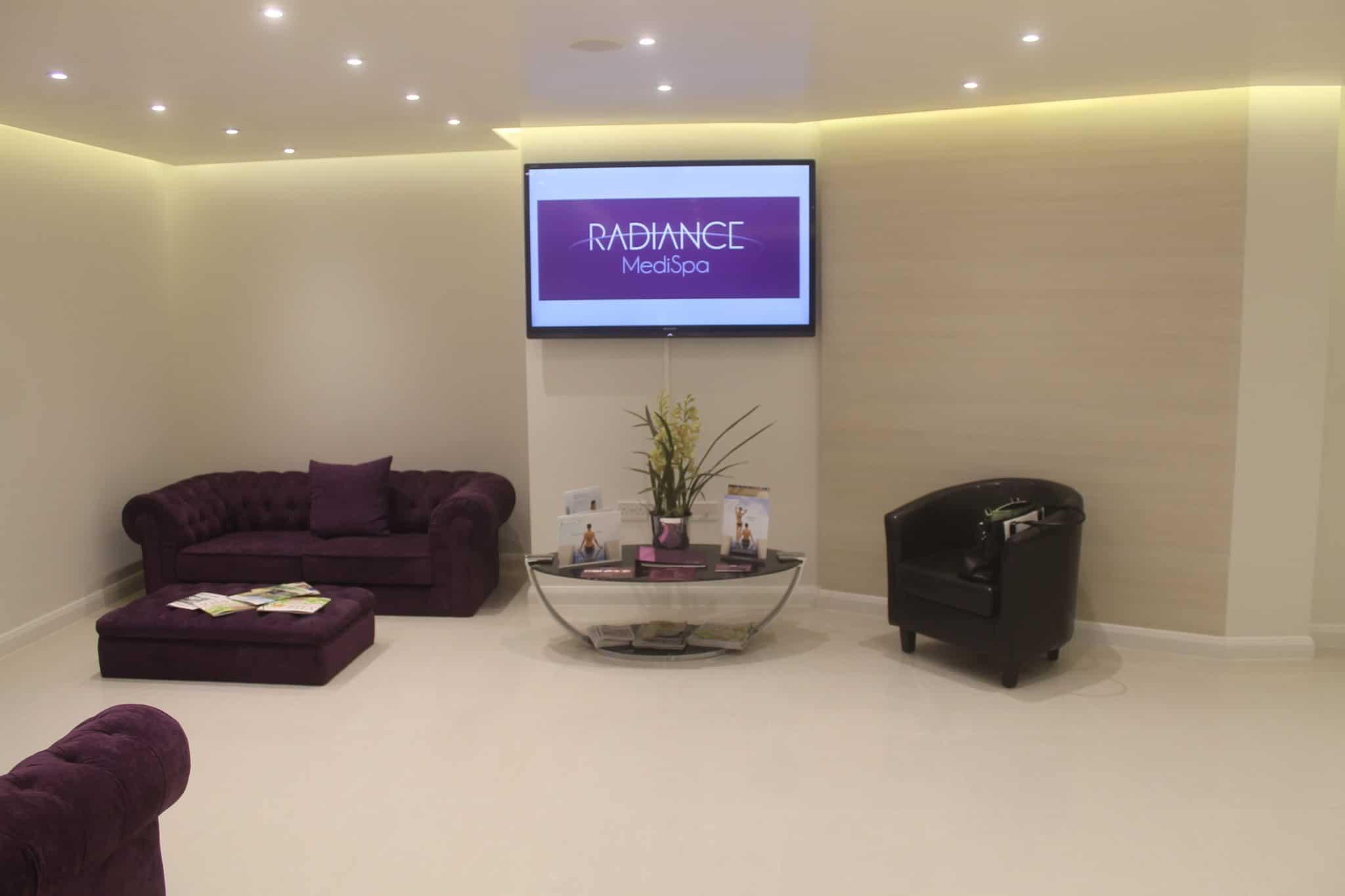 Radiance Beauty Spa Salon Design
