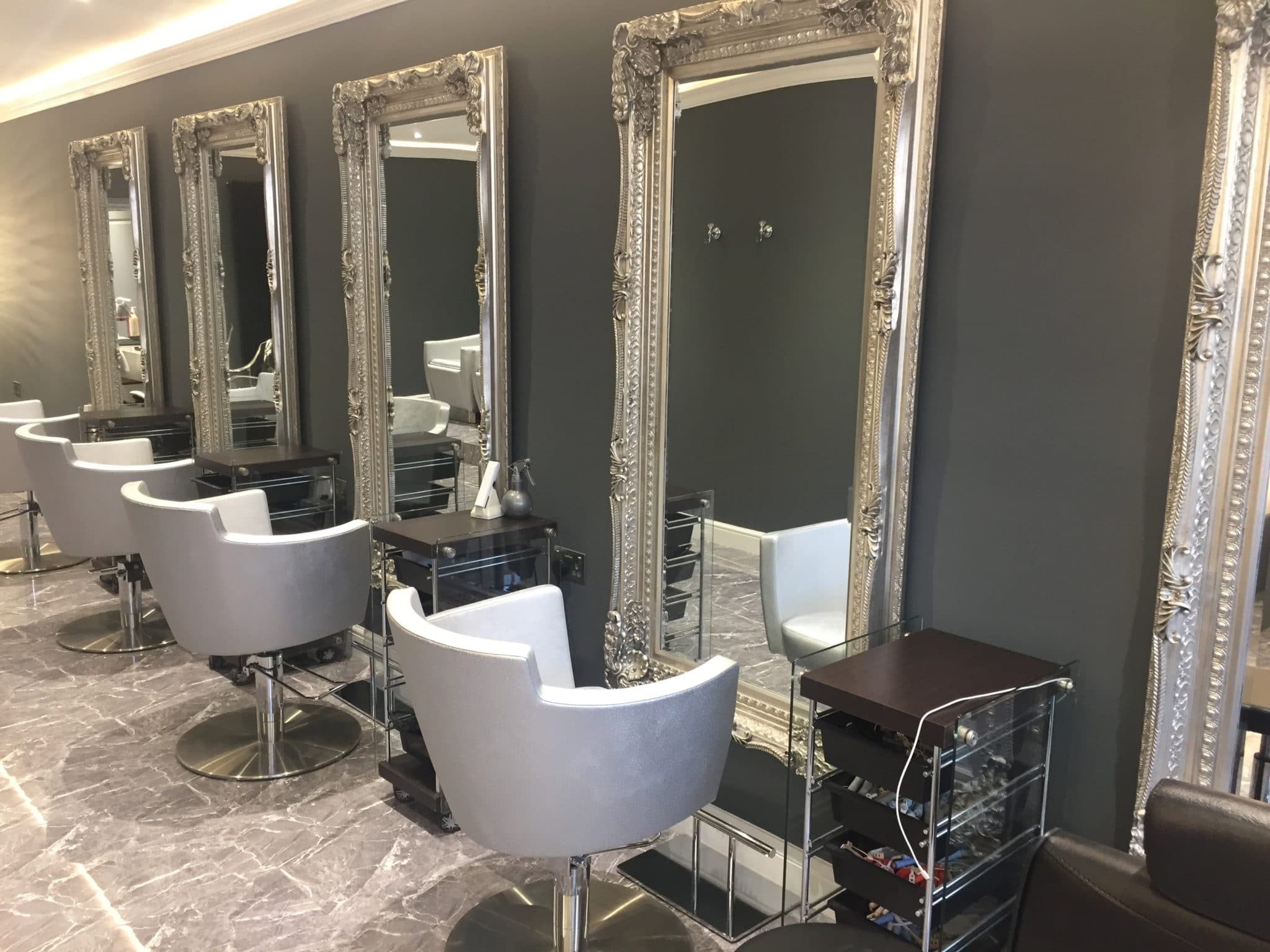 Obsession Hair Salon Design