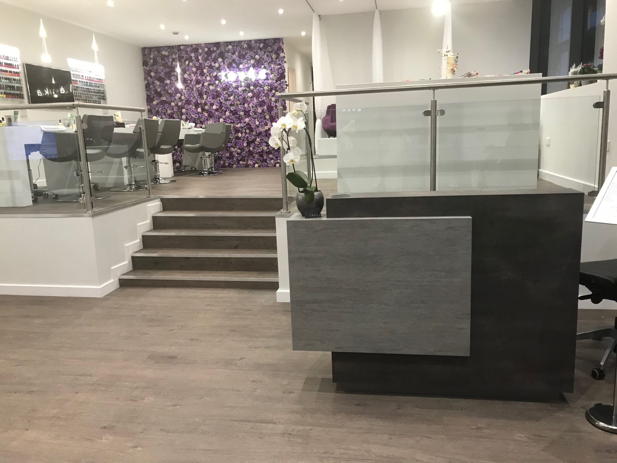 Laska Beauty Salon Design