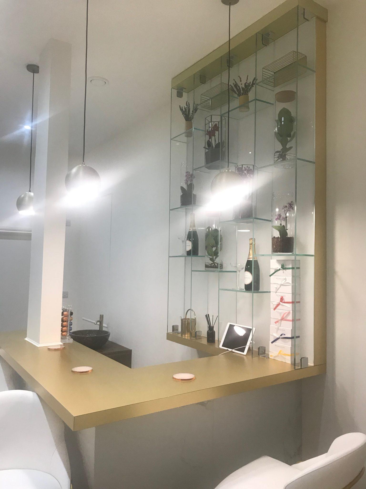 Monnay Beauty Salon Design