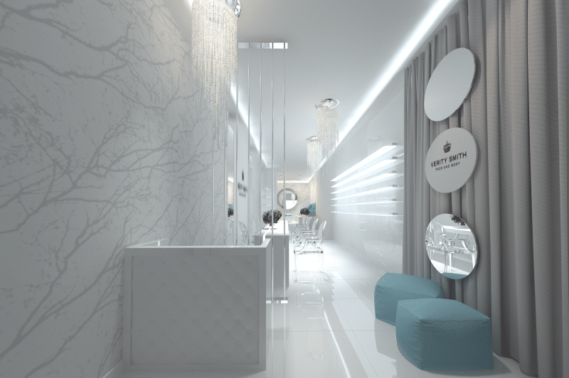 Verity Smith Salon Design