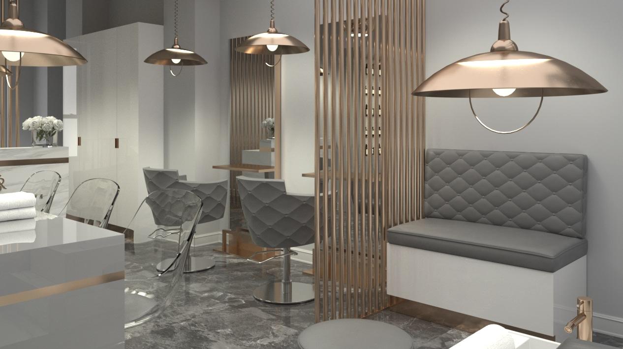 Luxury Beauty Rooms Salon Design