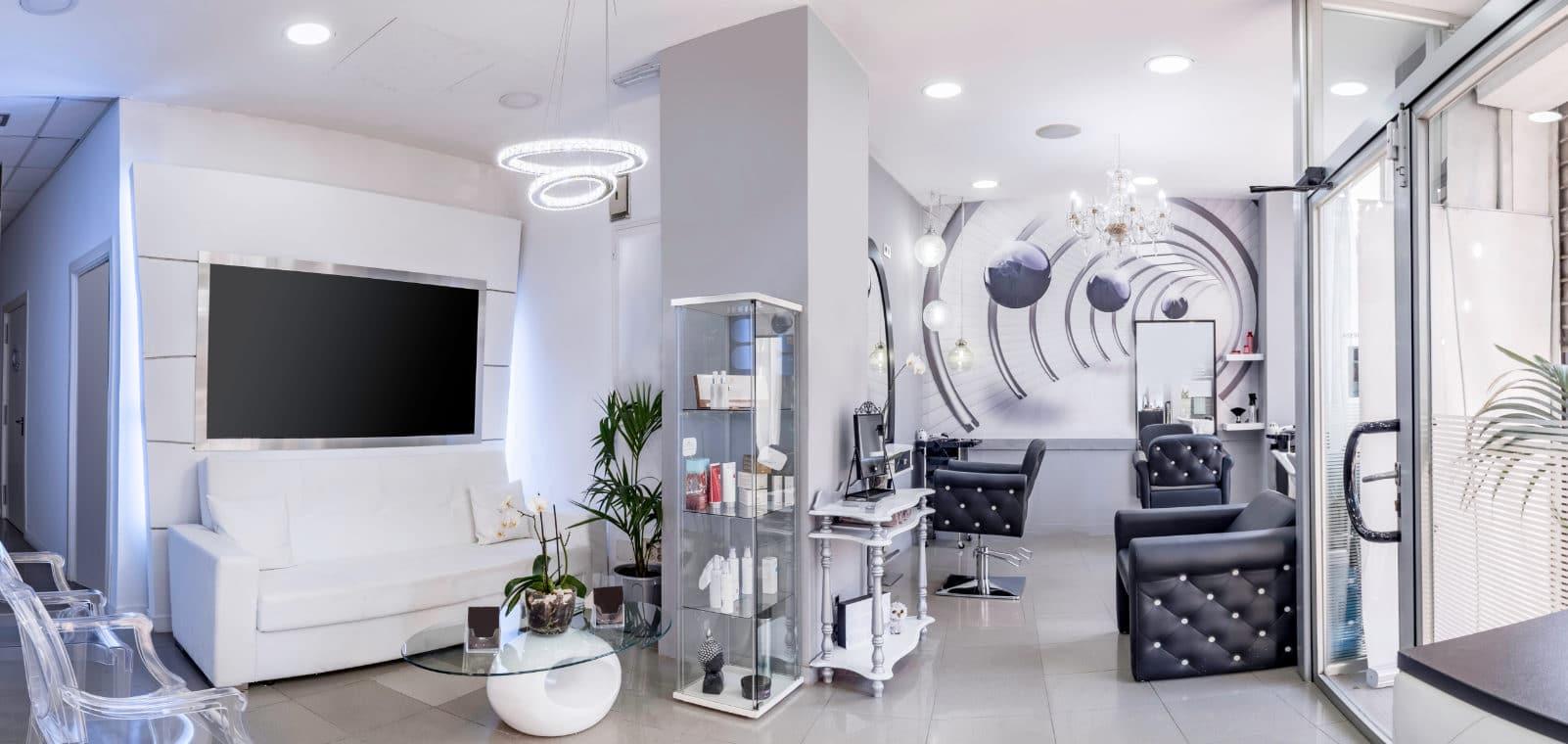 salon design and build